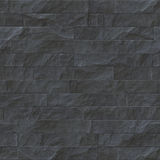 Seamless Slate Bricks Stock Photos