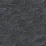 Seamless Slate Bricks stock illustration