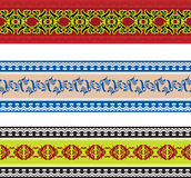 Seamless slavic pattern Stock Image