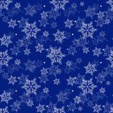 seamless snowflake f?r modell Tappningvinterbakgrund Alla element is lager separat i vektormapp ocks? vektor f?r coreldrawillustr vektor illustrationer