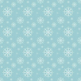 seamless snowflakes för bakgrund Royaltyfria Foton