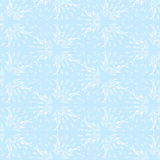Seamless snowflakes  pattern background. Vector Stock Images
