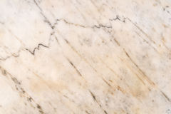 Seamless soft beige marble background. stock image