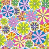 Seamless soft pattern Stock Photo