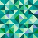 Seamless Southwestern Tile. Illustration of seamless southwestern background design royalty free illustration