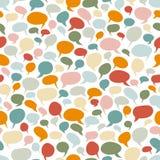 seamless speech bubbles Stock Photo