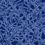 Seamless web pattern Stock Images