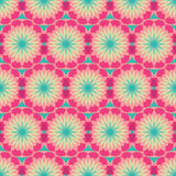 Seamless spirograph geometric texture background pattern Royalty Free Stock Photo