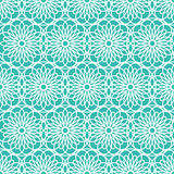 Seamless spirograph geometric texture background pattern Royalty Free Stock Image