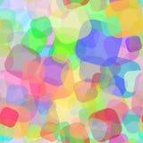 Seamless Spot Pattern Stock Photo