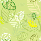 Seamless spring background Stock Photos