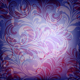 Seamless spring floral pattern Royalty Free Stock Photos