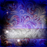 seamless spring floral pattern Royalty Free Stock Images