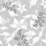 Seamless  spring flower illustration Stock Image