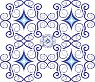 Seamless spring pattern. Animal vector Stock Images