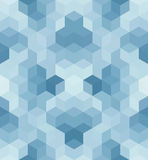 Seamless Square Abstract Background Stock Images
