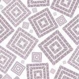 Seamless square ceramic background Stock Photo