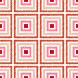 Seamless square mesh background pattern Stock Image