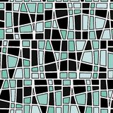 Seamless square pattern Royalty Free Stock Images