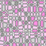 Seamless square pattern Royalty Free Stock Image