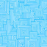 Seamless Square Pattern Royalty Free Stock Photos