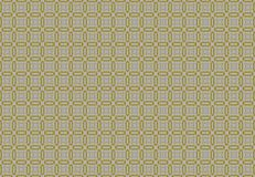 Seamless square pattern ocher gray. Abstract geometric grid background, seamless square pattern ocher and gray, quiet colors Royalty Free Stock Image