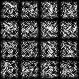 Seamless square texture carpet Royalty Free Stock Image