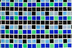 Seamless Square Tiles Background Royalty Free Stock Photography
