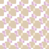 Seamless squares bright pattern background Stock Images
