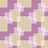 Seamless squares bright pattern background  Royalty Free Stock Photography