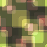Seamless squares bright pattern background  Royalty Free Stock Image