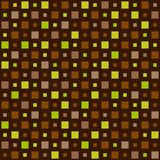 Seamless Squares Pattern. Stock Photography