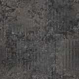 Seamless stained wooden surface grey Royalty Free Stock Image