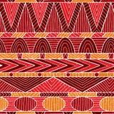 seamless stam- för modell Etniska och aztec bevekelsegrunder Grungetextur Royaltyfri Fotografi
