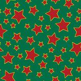 Seamless Star Background. Abstract seamless repeat pattern with stars Vector Illustration