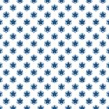 Seamless star pattern blue and white, ready for card,flyer,poster background. Abstact seamless stars blue and white, ready for card, flyer, poster background Vector Illustration