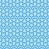 Seamless Star Pattern Two. Seamless star pattern. Easy to edit Royalty Free Stock Image