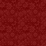 Seamless star pattern wallpaper Royalty Free Stock Photos