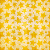 Seamless stars. Seamless circle of stars texture background Stock Image