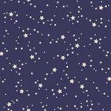 Seamless stars pattern Royalty Free Stock Photography