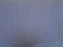 Seamless steel diamond plate. Closeup Stock Photo