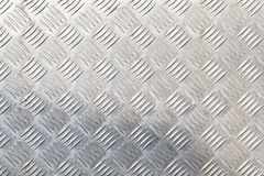 Seamless steel diamond plate Stock Image