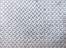 Seamless steel diamond plate texture Royalty Free Stock Images