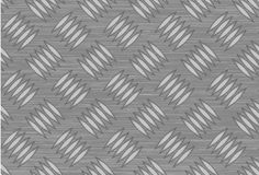 Seamless steel diamond plate vector Stock Photo