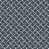 Seamless steel grating pattern Royalty Free Stock Photos