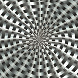 Seamless steel pattern royalty free illustration
