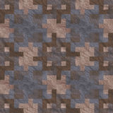 seamless sten för forntida golvmodell Arkivbild