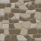 Seamless stone background Stock Photo