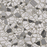 Seamless stone gray pavement wall background texture Royalty Free Stock Images