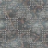 Seamless stone pattern Stock Image